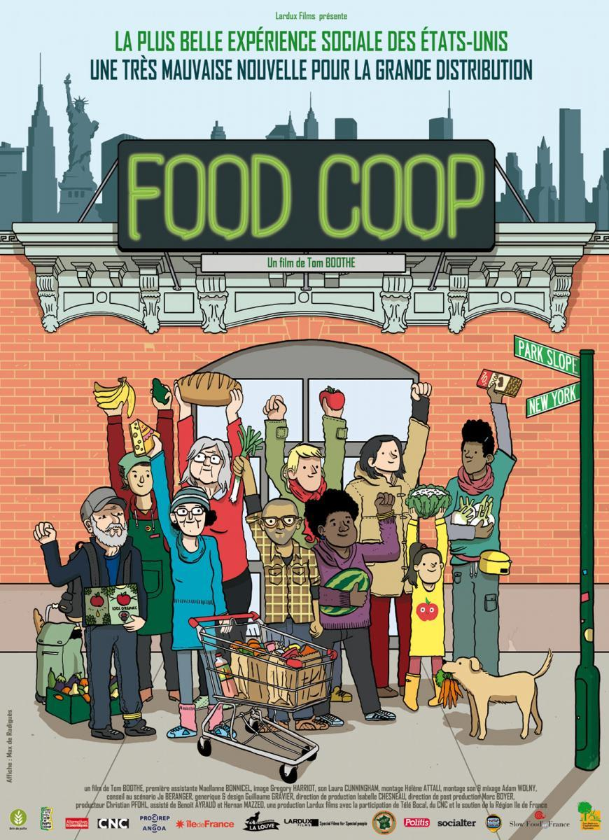 cartel documental food coop